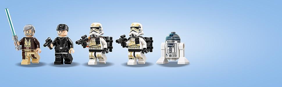 LEGO Star Wars Imperial Landing Craft
