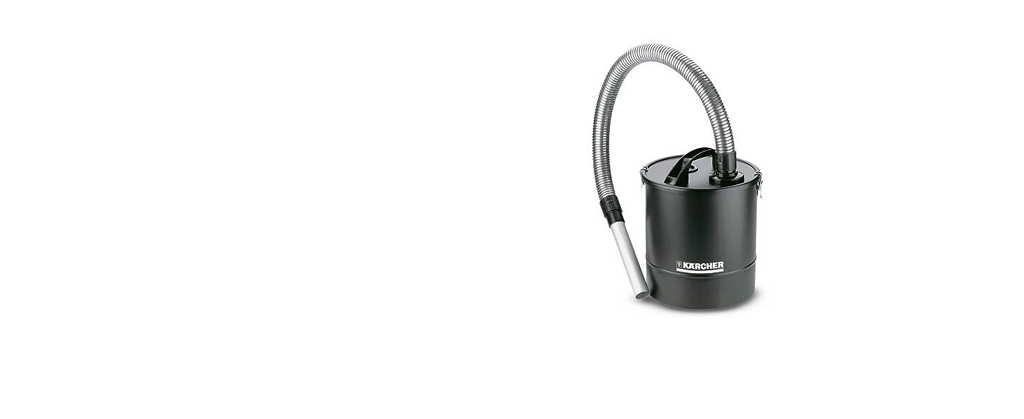 Kärcher WD6 P Premium - Aspirador en seco y húmedo, 1300 W, 30 l, con depósito en acero inoxidable, versión alemana: Amazon.es: Hogar