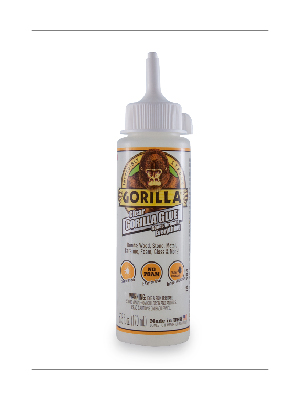 Gorilla Clear Glue 5.75 oz.