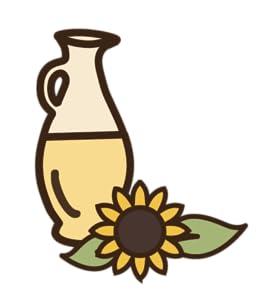 Aveeno Baby Ingredients - Sunflower Seed Oil