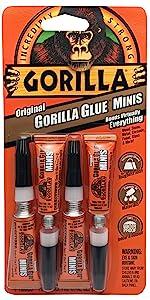 Gorilla Original Glue Waterproof expanding polyurethane adhesive