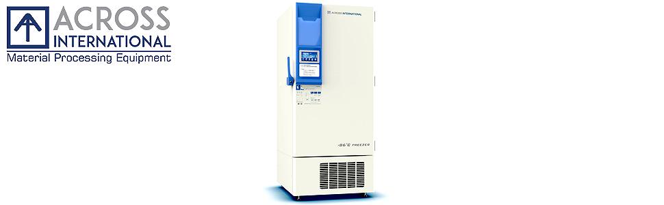 ai glacier ultra low upright freezer sample storage across international 18 cu ft
