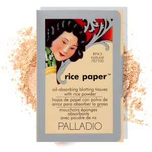 Amazon.com : Palladio Rice Paper Tissues, Translucent