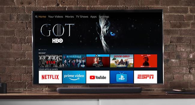 voice control, sound bar, Alexa built-in, home theater, Yamaha AV, home audio, smart home, Fire TV