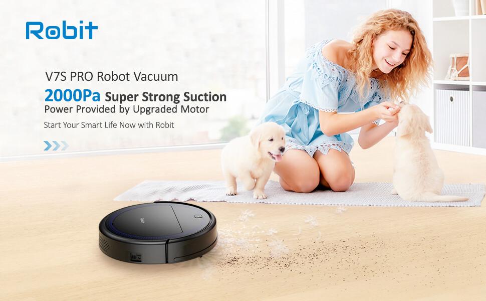 Süpürme robotu