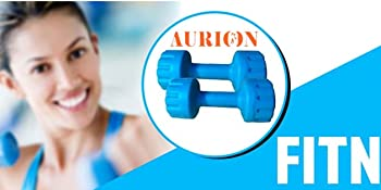 Aurion Vinyl Dumbbell Set