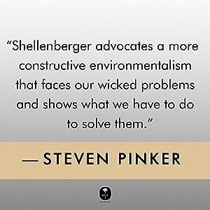 APOCALYPSE NEVER, Steven Pinker
