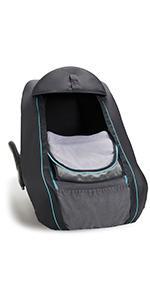 Amazon Com Munchkin Brica Firefly Baby In Sight Car