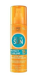 spray, protezione, ip 15, solare