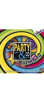 Diset - Party & Co Ultimate (10084): Amazon.es: Juguetes y juegos