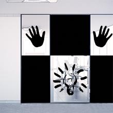 Blackout Privacy Window Film