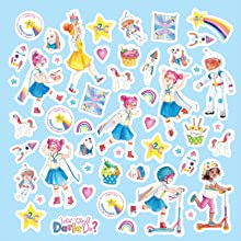 Darla Stickers