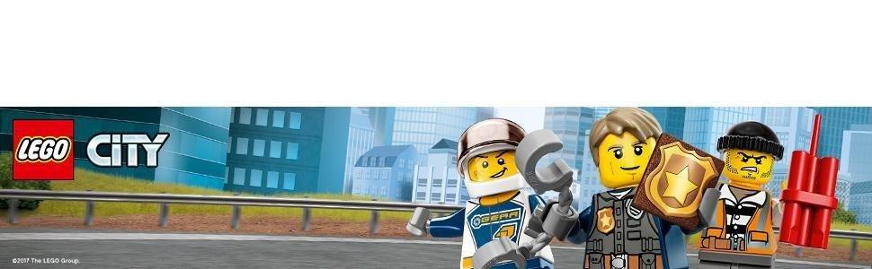 Lego City Des Pompiers La 60110 Caserne Construction Jeu De K5c3l1JuTF