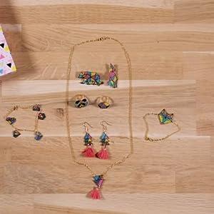 Les ateliers bijoux janod x hachette