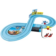 Carrera First 20063034 Paw Patrol Toys Track Set For Kids Childrens Toys Ages 3 4 5 Preschool Boys