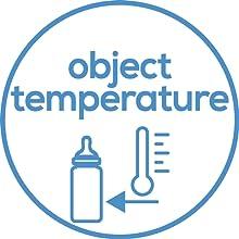 object temperature