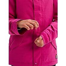 winter snoboard jacket warm insulated comfort helmet compatible flexible movement reliable durable