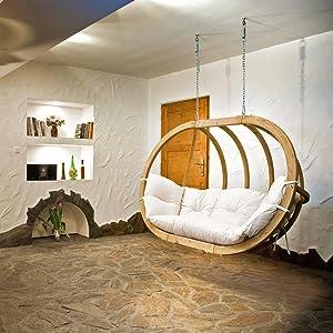 amazonas hängesessel hängematte globo royal chair