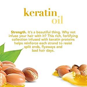 ogx, OGX Anti-Breakage Keratin Oil, shampoo, conditioner