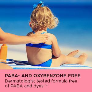 PABA- OXYBENZONE-FREE