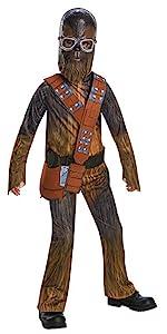 child chewbacca costume halloween sensations
