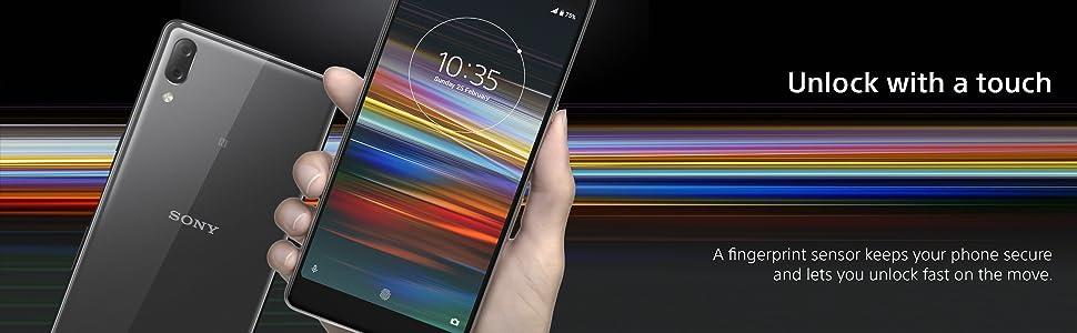 Sony Xperia L3, L2, L1