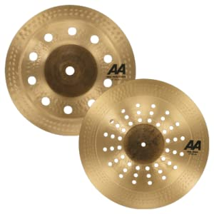 "Sabian 12/"" AA Mini Holy China Brilliant, Natural, 21216CSB"