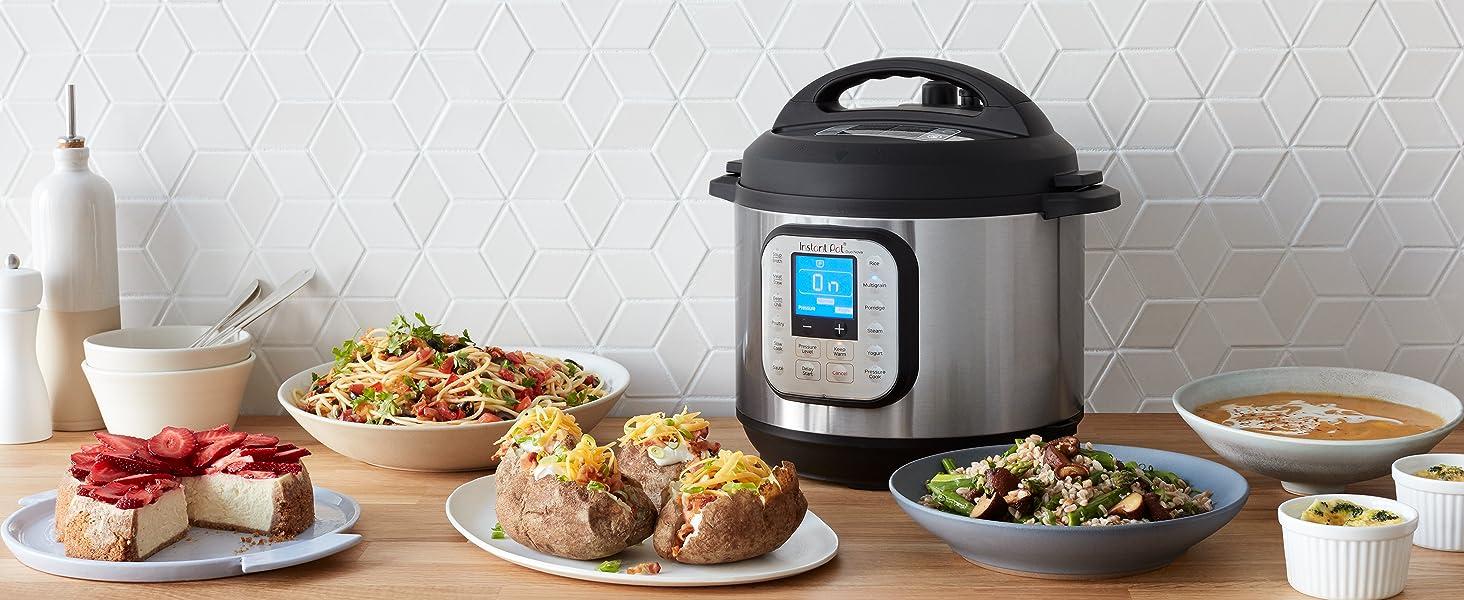 Instant Pot, Duo Nova, One pot cooking, pressure cooker, Instantpot, multi-cooker