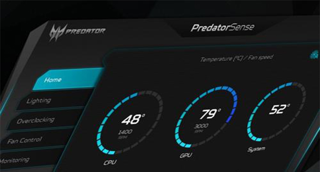 Acer Predator Helios 300 PH315-52 9th Gen Core i7 GTX 1660