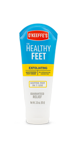 O'Keeffe's for Healthy Feet Exfoliating Foot Cream