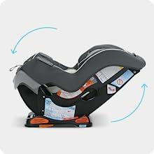 6 Position recline