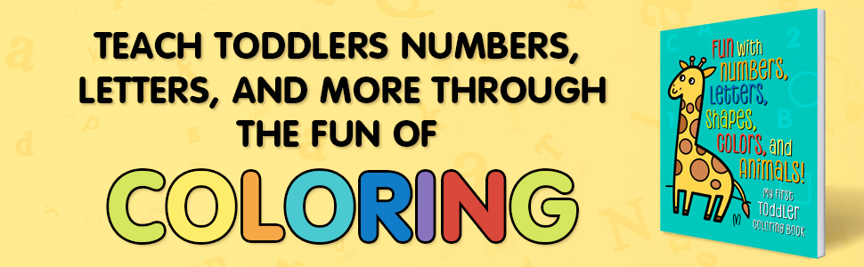 toddler coloring book, kids coloring books, coloring books for kids, coloring books for toddlers