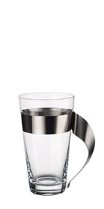 ... Vaso de latte macchiato