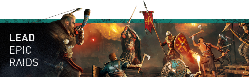 Lead Epic Raids