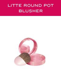 little round pot blusher