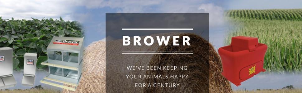 brower feeders