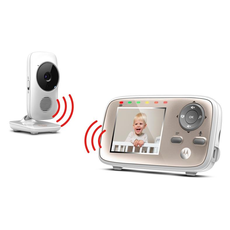 Amazon Com Motorola Mbp667connect 2 8 Quot Video Baby