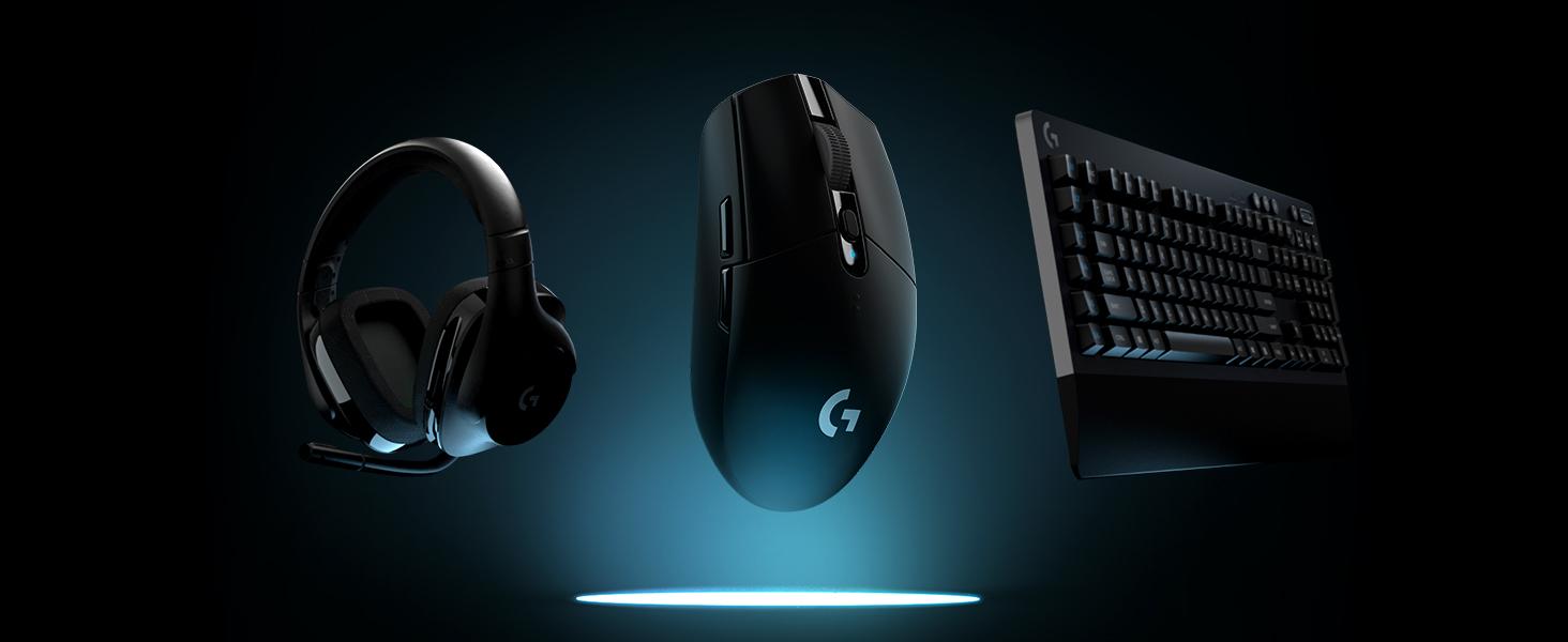 0ce06e9dcd5 Amazon.com: Logitech G305 Lightspeed Wireless Gaming Mouse, Black ...