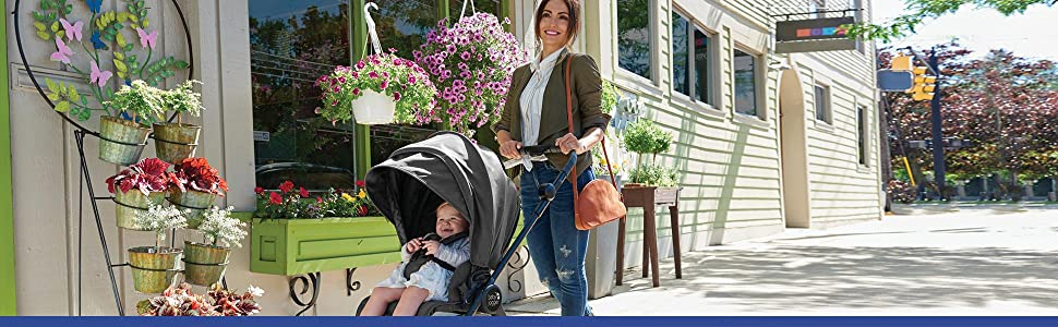 Amazon Com Baby Jogger City Tour Lux Stroller Compact