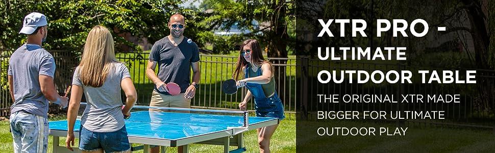 XTR Pro, STIGA, Table Tennis