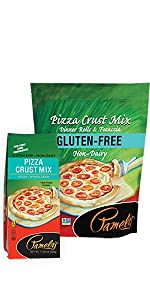 Pizza Crust Mix