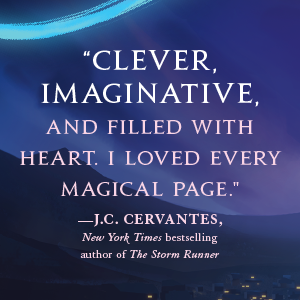 quote, storm runner, rick riordan, clever