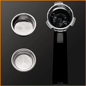 porte filtre krups XP344010 machine expresso calvi café