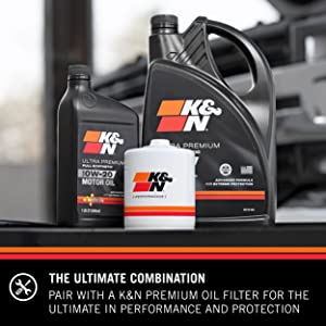 Oil Filter Pair