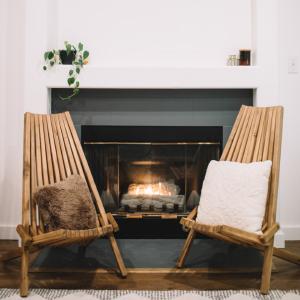 Tamarack Chair Indoors