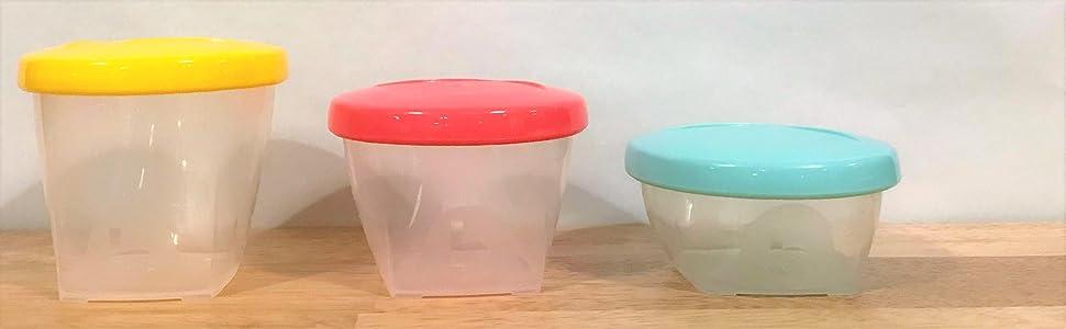 Food container jar tin baby bol babybowls baby bowl store nuts baby formula cook beaba babycook
