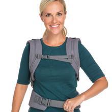 wide waist belt lumbar support infantino cuddle up