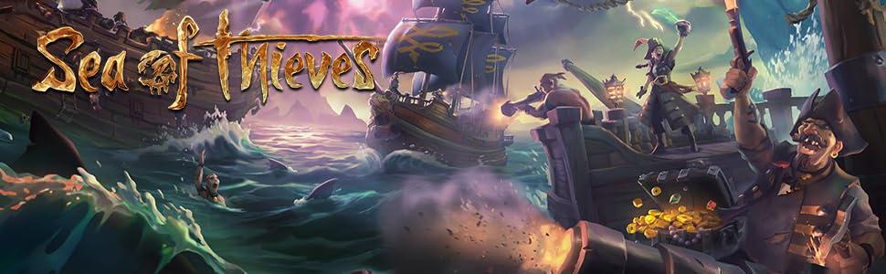 Sea of Thieves, aventura, piratas, alto mar, tesouros, Xbox One, Xbox, Play Anywhere, PC Windows 10