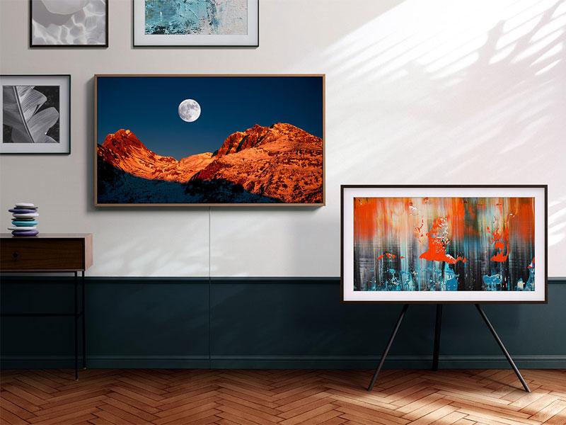 Samsung The Frame QLED 4K UHD HDR Smart TV