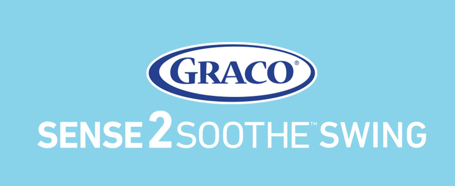 Amazon.com: Graco Sense2Soothe Baby Swing con tecnología de ...